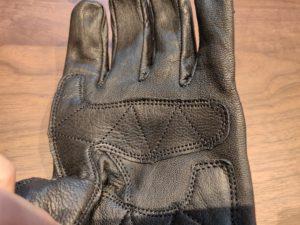 ゴートスキングローブの手のひら2